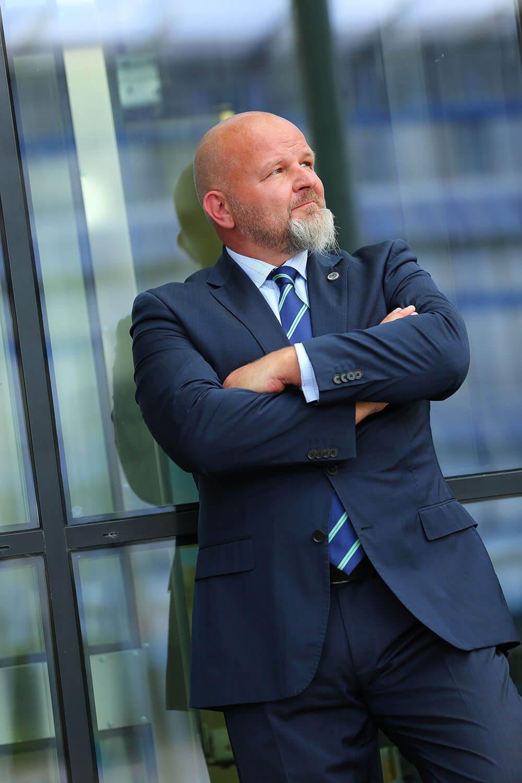 Andreas Ermertz - Gesunde strategische Veränderung für ihr Unternehmen